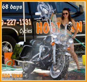 Hogtown Bike Wash   Baconfest 2018