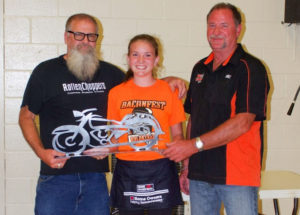 HogTown Cycles Baconfest 2016 Custom Bike Show | Best in Show: Dave Green of DG Custom Cycle (Aylmer, ON)
