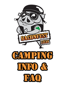 Hogtown Cycles presents Baconfest 2017 | Click here for camping information and FAQs