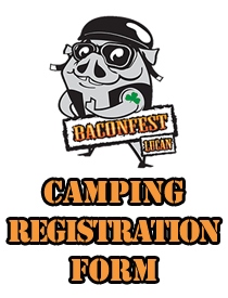 Hogtown Cycles presents Baconfest 2018 | Click here for camping registration form