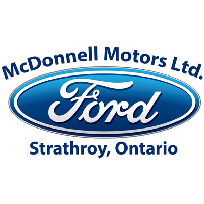 Hogtown 2017 Sponsor McDonnell Motors Ltd. Strathroy, Ontario