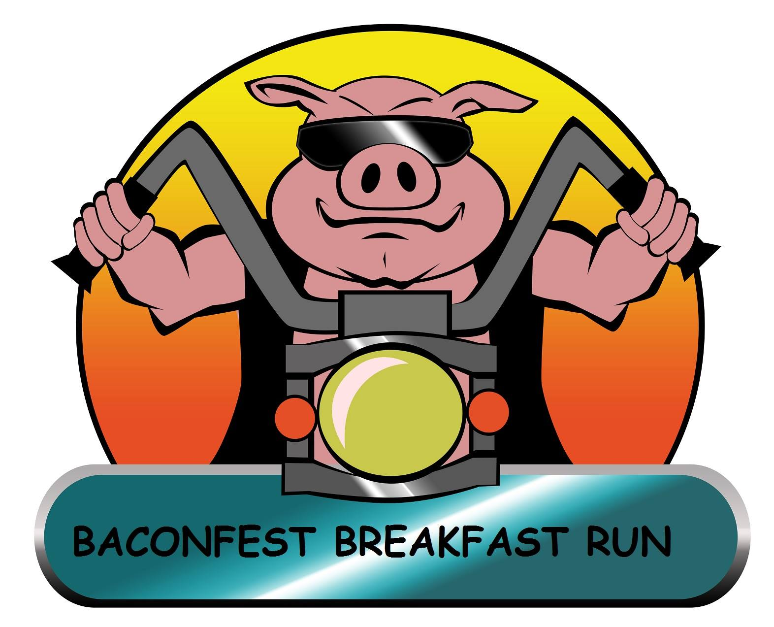 Baconfest 2017 Charity Bike Run in Lucan, Ontario on Saturday, July 8, 2017