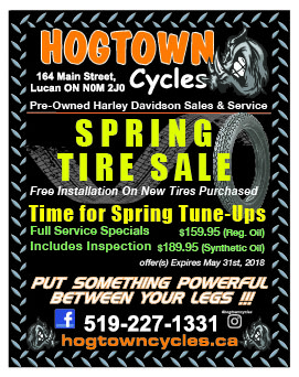 Spring Tire Sale at Hogtown Cycles