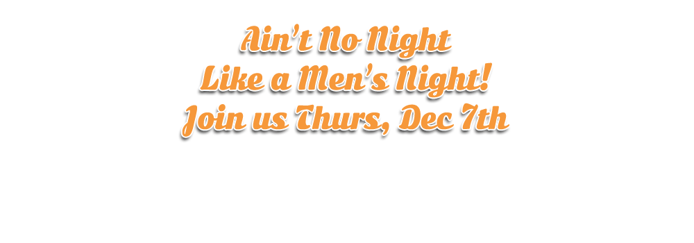 Men's Night at HogTown Cycles in Lucan, Ontario Thursday, December 7th 2017