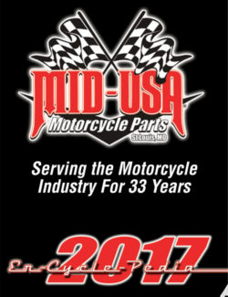 Browse 2017 MidUSA Motorcycle Parts Catalogue