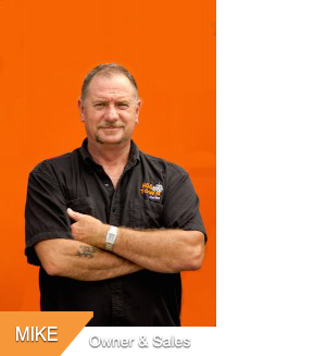 Mike, Owner & Sales at Hogtown Cycles in Lucan, Ontario