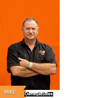 Mike, Owner & Sales at Hogtown Cycles in Lucan, Ontario