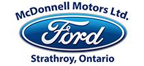 Baconfest Sponsor McDonnell Motors Strathroy