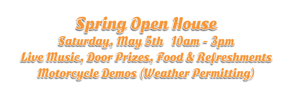 Spring Open House at Hogtown Cycles
