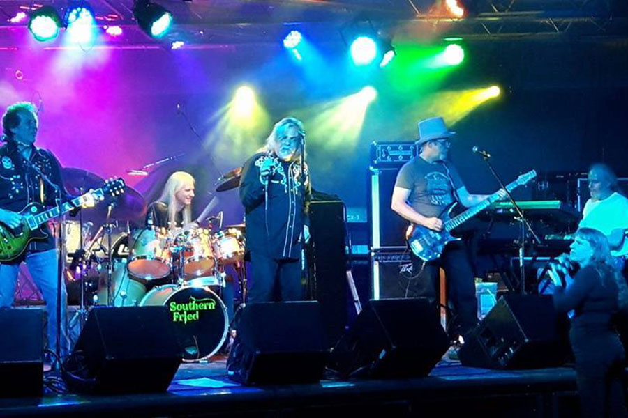 Baconfest Live Music| Southern Fried Lynyrd Skynyrd Tribute Band