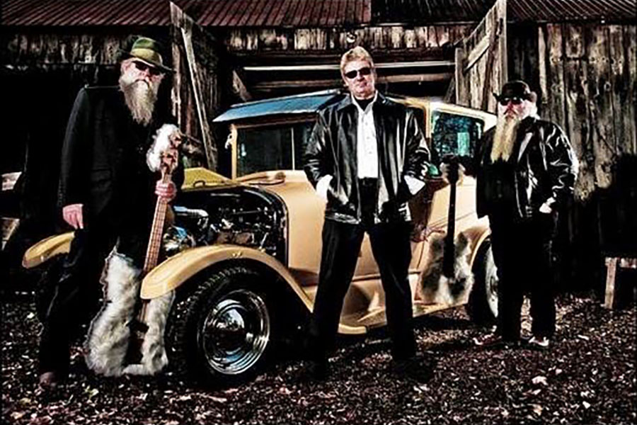 Baconfest Live Music| Triple X ZZ Top Tribute Band