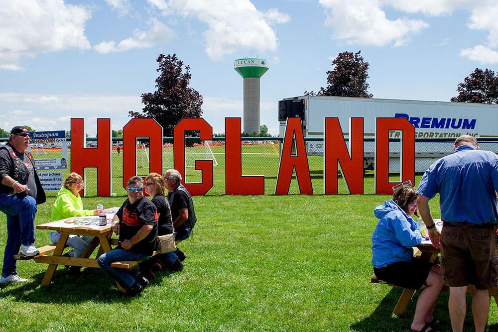Hogland, Baconfest 2018