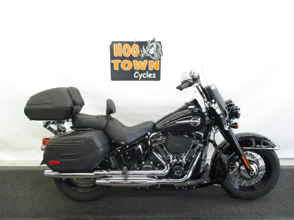 used harley davidson heritage classic