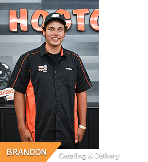 Brandon - Detailing & Delivery at Hogtown Cycles in Lucan, Ontario