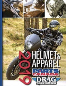 Browse 2019 Helmet & Apparel Parts Canada Catalogue