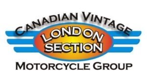 Canadian Vintage Motorcycle Group at Baconfest 2019