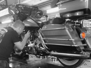 Matt Koricina | Motorcycle Mechanic at Hogtown Cycles