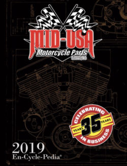 Browse 2019 MidUSA Motorcycle Parts Catalogue